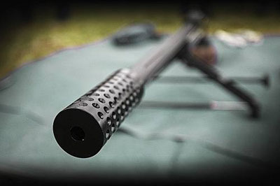 Дульный тормоз – необходимый и очень требовательный компонент мощных винтовок