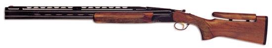 Спортинговое ружьё фирмы Perazzi – МХ10. Прицельная планка ружья регулируемая. Регулируемая высота гребня приклада расширяет функциональные возможности ружья
