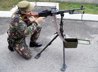 Стрельба по неподвижным и появляющимся целям