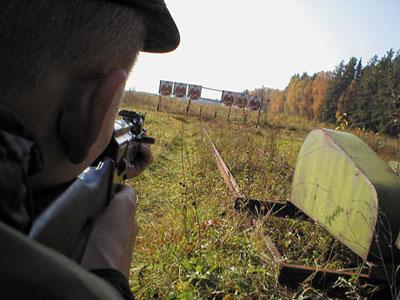 Стрельба по движущимся целям