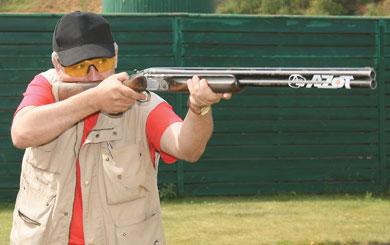 Уроки стрельбы влет