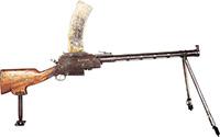 ручные пулемёты «Мадсен»