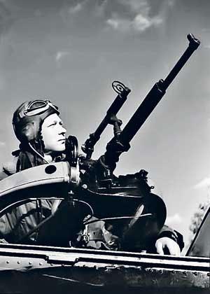 Пулемет ШКАС