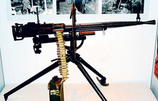 7,62-мм станковый пулемет образца 1939 года системы Дегтярева (ДС-39)