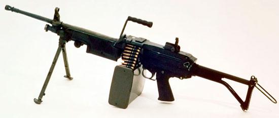 М249 SAW