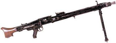 МG.42 в варианте ручного пулемета