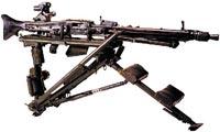 Пулемет-легенда MG 42