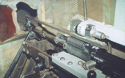 Каждый пулемёт на заводе приводится к нормальному бою сначала с помощью трубки холодной пристрелки, затем стрельбой в тире. Эту процедуру проходят и все без исключения охотничьи карабины, выпускаемые «Молотом»