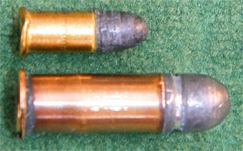 Патроны кольцевого воспламенения были очень популярны в XIX веке.