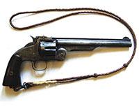 «Смит и Вессон» — револьвер русских охотников