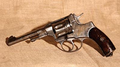 7,62-мм револьвер Наган образца 1895 года
