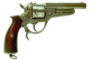 11,5-мм револьвер системы Галана