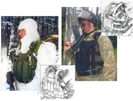 Разработки автора статьи Евгения Рассказова. 1 – «Пионер» М23, производится «Компанией Сплав» (г. Москва); 2 – «Пионер» М34. Опытная разработка.
