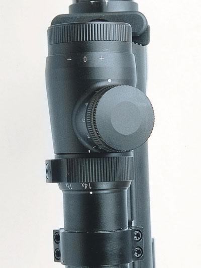 Leupold Mark 4 LR/T M1