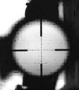 Оптический прицел с сеткой MilDot