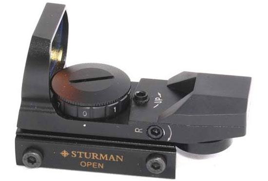 Sturman Open