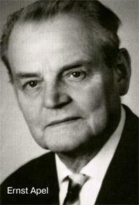 Ernst Apel