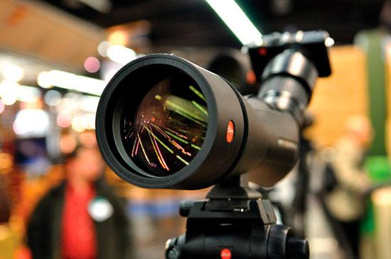 Оптические приборы Leica сочетают в себе легендарное качество оптики и непревзойденно надежную механику