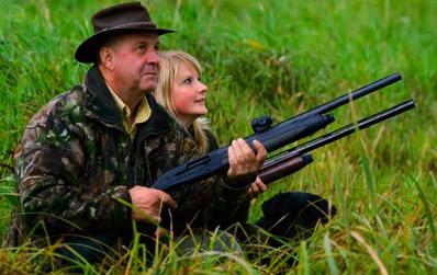 Коллиматорные прицелы на охотничьем оружии