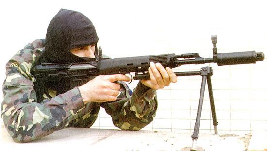 Современные сошки для индивидуального оружия