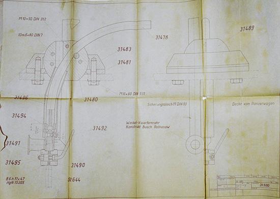 Конструктивные размеры, устройство и схема установки «кривого ствола»
