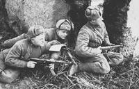 Обмундирование и снаряжение войск для действий в горах