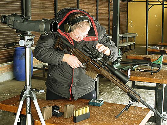 После пристрелки оружия необходимо обнулить баллистический калькулятор.
