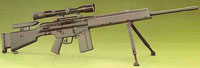 Новая винтовка HK MSG90A1 .308WIN