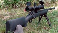 Легкая Тактическая винтовка Remington