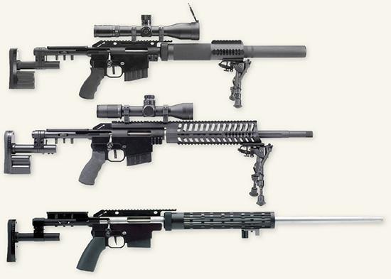 В линейке McMillan Alias предлагается три основных модели:  сверхкомпактная CS5 (вверху), универсальная STAR и целевая спортивная  Target