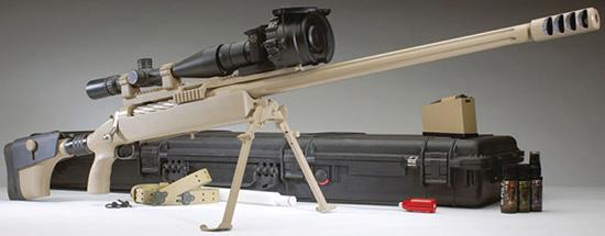 McMillan производят и поставляют высокоточные снайперские комплексы для вооруженных сил США и Канады