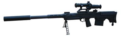 Оружие российского спецназа, или крупнокалиберные снайперские винтовки