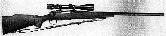 Винтовка М40