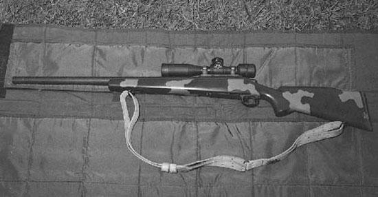 USMC М40А1
