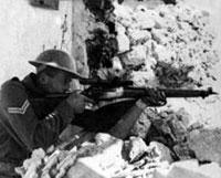 Британские снайперы второй мировой