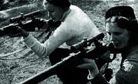 Из истории российского снайпинга
