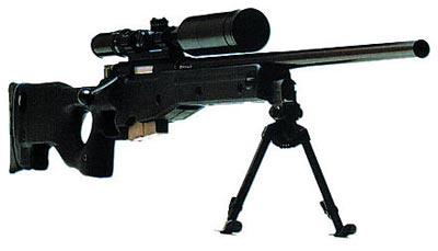 Снайперская винтовка AW