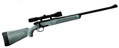 Снайперская винтовка SSG-69 «Штейр»