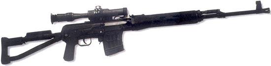 СВД-С – это отлично сбалансированное оружие, позволяющее стрелку точно поражать цель на дистанции до 800 м