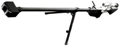 12,7-мм снайперская винтовка В-94 со штатным 4-кратным оптическим прицелом ПСО-1