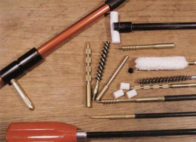 Чистка ствола карабина: шаг за шагом