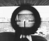 Прицельная марка «пенек» не очень удобна для целевой стрельбы