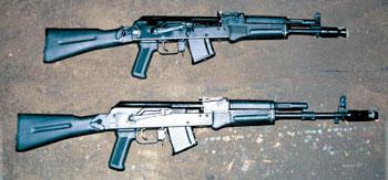 «Сайга-223» и «Сайга-МК-223»