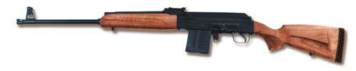 Самозарядный охотничий карабин «Сайга-308-1» под патрон 7,62х51 (.308).