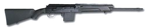 Самозарядное охотничье ружьё (карабин) «Сайга-410» под патрон калибра .410 Magnum.