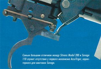 Stevens Model 200
