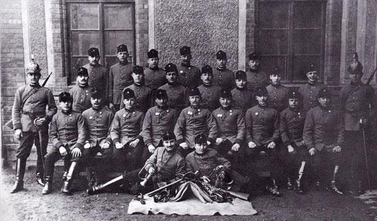 «МАНЛИХЕРОВИНА». Карабин Манлихера образца 1895 года под русский трёхлинейный патрон