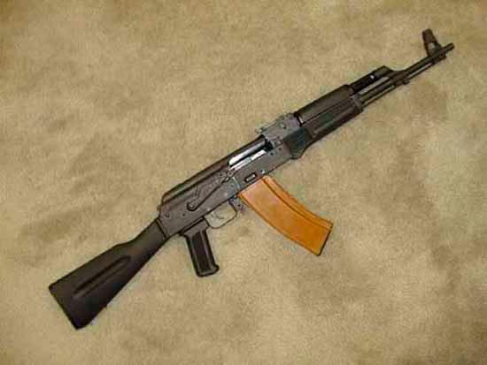 Румынский карабин SAR-2