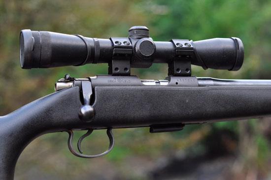 CZ-452 ZKM .22 lr
