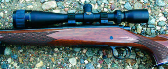 Remington 700 BDL De Lux